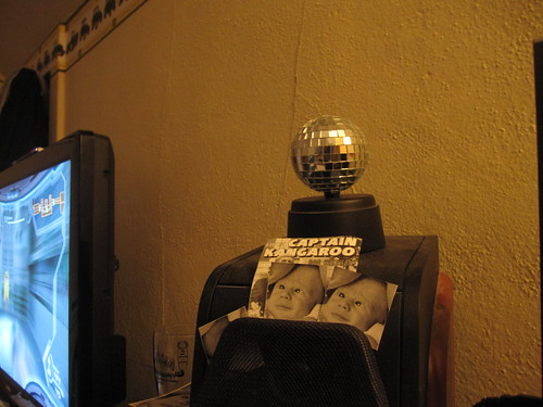Jake's Disco Ball
