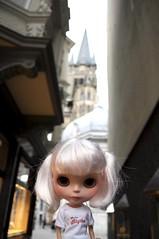 Finja, the Traveling Blythe