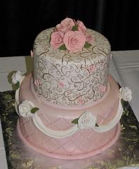 Pink Victorian Birthday
