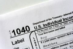 Затараты американцев на налоги значительно упали