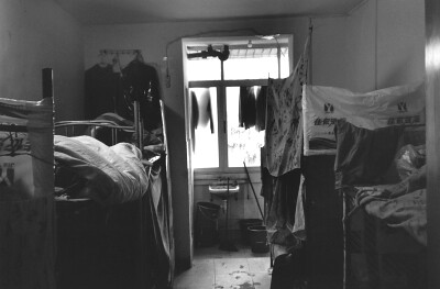 factory dorm space