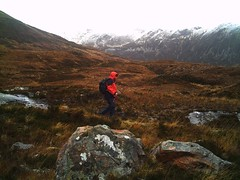Glencoe. (Gary ( Gaz ) Simpson) Tags: snow mountains nature rain rural walking landscape scotland scenery rainyday isleofskye scenic hills climbing forests scottishwildlife wildterrain munrobagging scottishwinter scotishscenery scotlandscoast