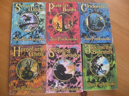 jan_pienkowski_fairy_tale_library