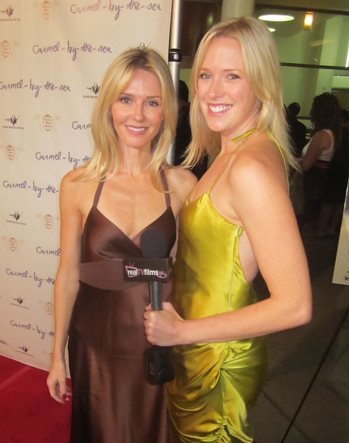 Vanessa Branch, Haely White, Carmel By The Sea Movie, Hollywood Screening, Arclight Theatre