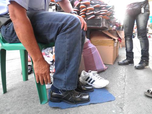 compra zapatos