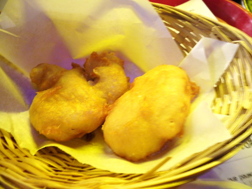 Cicerello's Deep Fried Scallops 120311