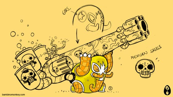 dibujos para cartoon network