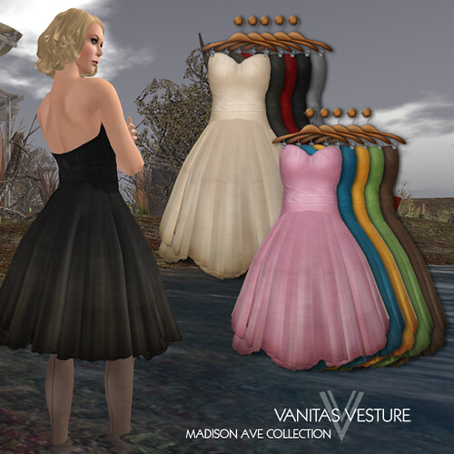 Vanitas Vesture - Languid Party Dress