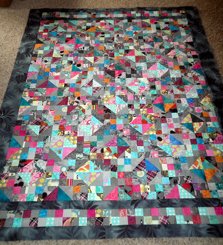 Mystery Quilt - WIP