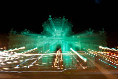 198/365 Zooming de la Puerta de Alcalá