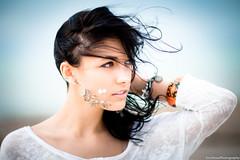 Alexis (Eric Hines Photography) Tags: alexis portrait beach 85mmf12lii 5dmarkii