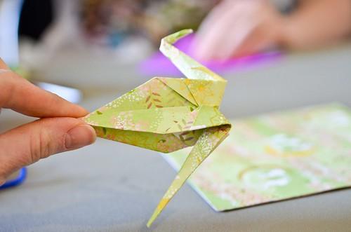 Origami Cranes
