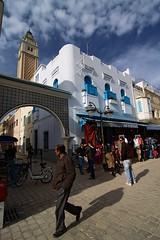 * (Gwenal Piaser) Tags: street canon eos march angle market tunisia wide pedestrian wideangle tokina souk march canoneos 116 nabeul atx 2011 50d eos50d canoneos50d 1116mm unlimitedphotos tokina1116mmf28 tokinaaf1116mmf28 gwenaelpiaser atx116prodx