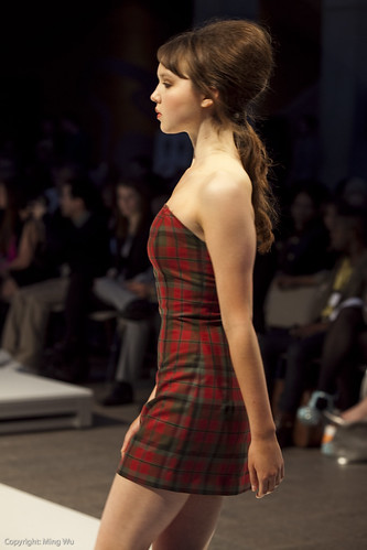 Ottawa Fashion Week 2011 - Veronica MacIssac Apparel