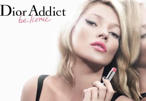 Kate Moss Dior Addict Lipstick 2011