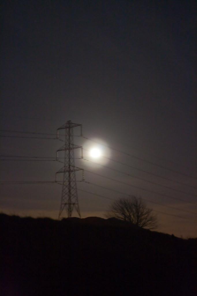 Super Moon, poor pics!