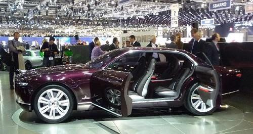 Bertone Jaguar Conccept