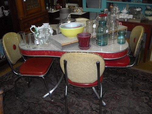 50s Table and chairs