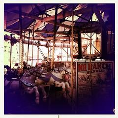 Carousel (Detail) by Jason Willis