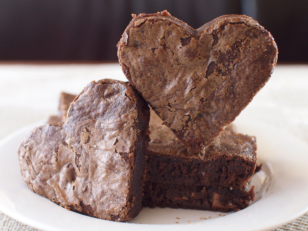 Chocolate Peanut Butter Brownies 4