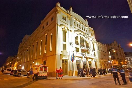 Teatro Kursaal Melilla