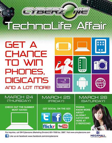 cyberzone tech life affair