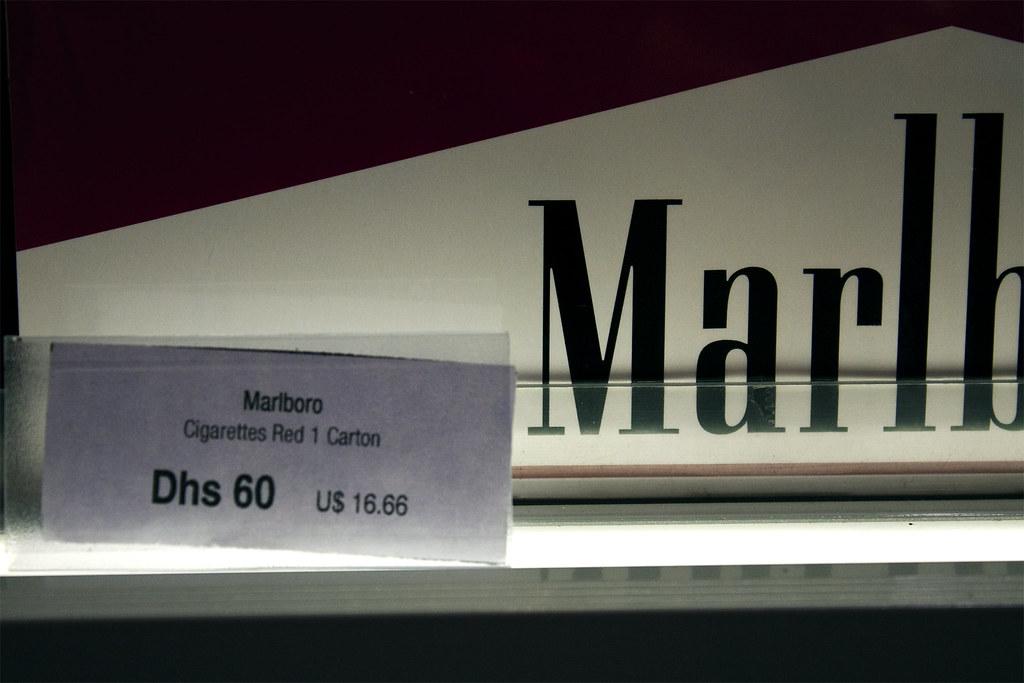 Australian cigarettes Glamour buy