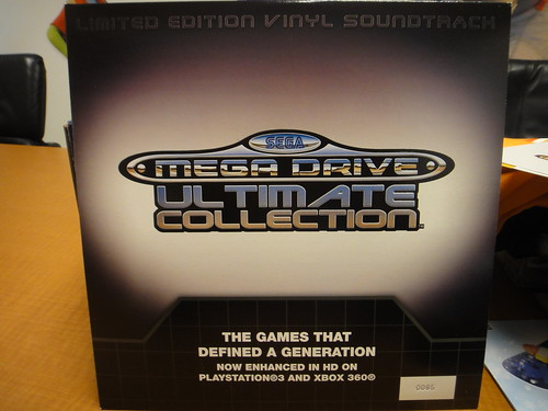 MegaDrive Collection Vinyl