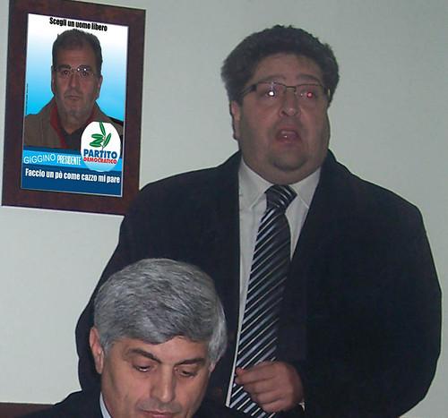 gli assistenti del nuovo sindaco