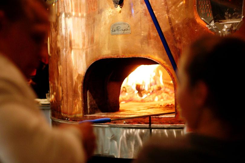 Pizzeria Lola - Pizza Oven