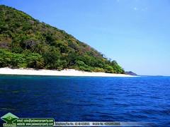View of Island's top (palawanislands) Tags: tourism beach islands realestate philippines elnido palawan roxas taytay oceanviews sanvicente lotsforsale housesforsale puertoprincesacity beachfronts beachesforsale