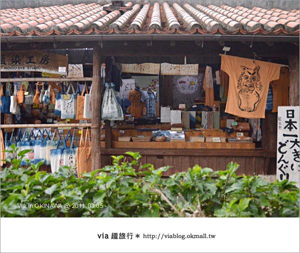 【沖繩自由行】Via帶你玩沖繩~來趟浪漫的初春沖繩旅〈行程篇〉13