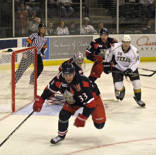 Texas Stars vs Grand Rapids Griffins