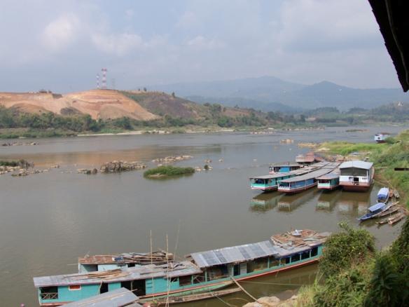 Finalmente in Laos