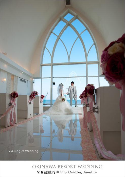 【沖繩旅遊】浪漫至極!Via的沖繩婚紗拍攝體驗全記錄!12