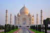 Taj Mahal Sunrise (Clearvisions) Tags: india nice gallery shot arts taj mahal agra best andromeda elite triple visionary honors shah jahan the doublyniceshot tripleniceshot dblringexcellence 50awards