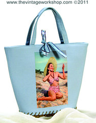 Beach Beauty Bag