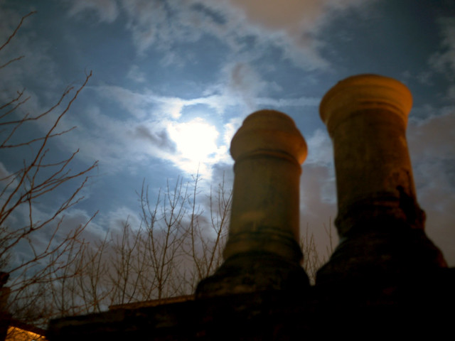 Moon stalking