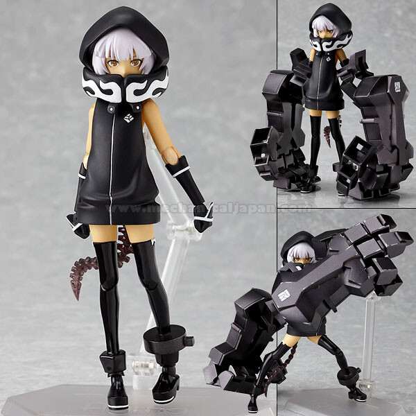 Black Rock Shooter - Strength figma (MAX Factory)