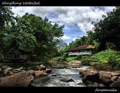 NangRong Waterfall / น้ำตกนางรอง นครนายก