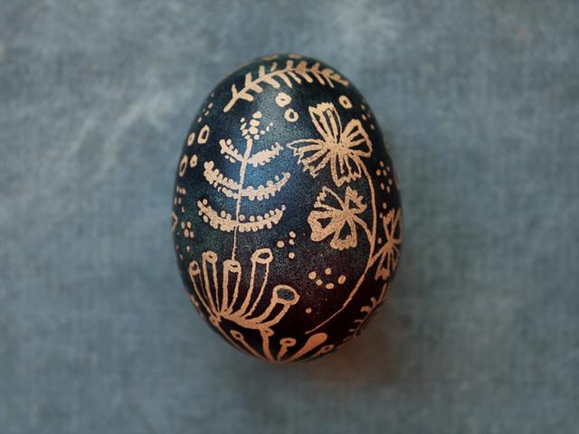 Pysanka Egg