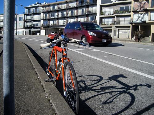 Portola Bike Lane