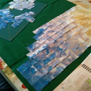 Quilt: sky layout