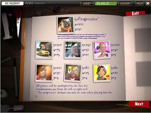 free The Mc Murphy's slot mini symbols
