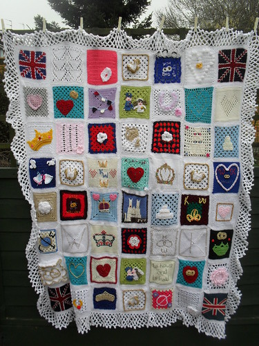 What fun I've had with these Squares! Such variety! 'Please add your note!'