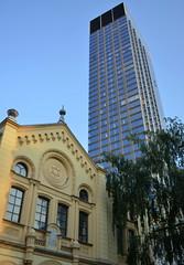 Warsaw Noyk Synagogue (norman preis) Tags: dmeurig normanpreis 2016 synagoga noykw noyk synagogue gwylia gwyliau trip travel citybreak poland warsaw september medi