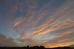Adur Sunset (30) (Malcolm Bull) Tags: 20160929sunset0030edited1web river adur valley sunset include