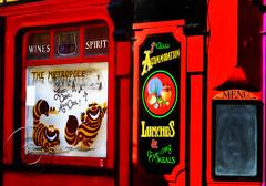 The Metropole. (Edward Dullard Photography. Kilkenny, Ireland.) Tags: kilkenny ireland eire leinster europe europa cillchainnigh pub irish guinness edwarddullard vivid urban advertising oldpicturesofkilkenny oldkilkennyphotos oldphotographsofkilkenny kilkennypeople kilkennytourism tourismkilkenny tourismireland red