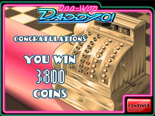 free Doo Wop Daddy O slot free spins 2