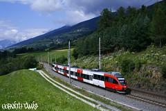 4024 060-8, 16.08.2008, Matrei (mienkfotikjofotik) Tags: rail railway talent bb kolej koleje sterreichische vast bundesbahnen vasutak bb